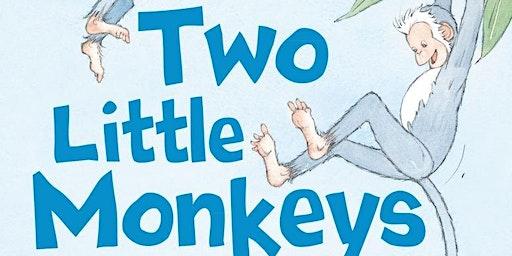 Little Monkeys Story time & Craft