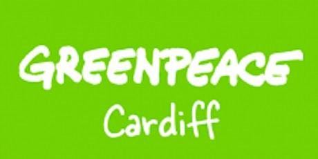 Cardiff Greenpeace Fundraising Evening - POSTPONED tickets