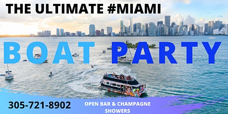 SPRING BREAK BOOZE CRUISE MIAMI tickets