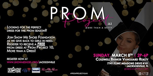 Prom Project 10: More Than A Dress-Jacksonville, Fl