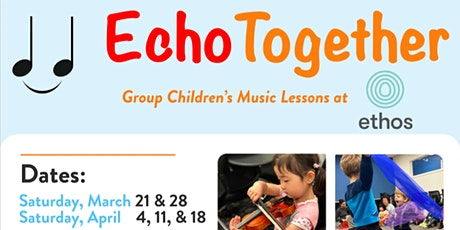 Group Children's Music Lessons at Ethos tickets