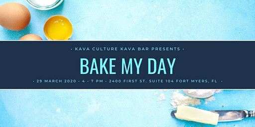Bake My Day: A Baked Goods Showcase