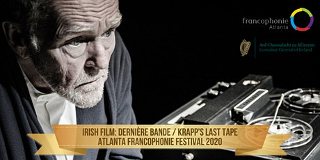 Irish Movie Night: La Dernière Bande / Krapp's Last Tape tickets