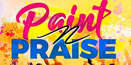 Paint&Praise tickets