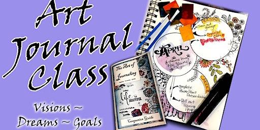 ART JOURNAL CLASS (Grande Prairie)