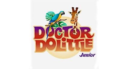 Dr. Dolittle Jr. tickets