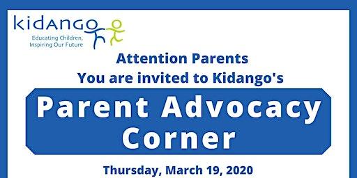 Parent Advocacy Corner at Holbrook