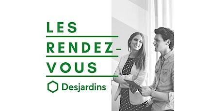 Rendez-vous Desjardins - Financement court et long terme billets