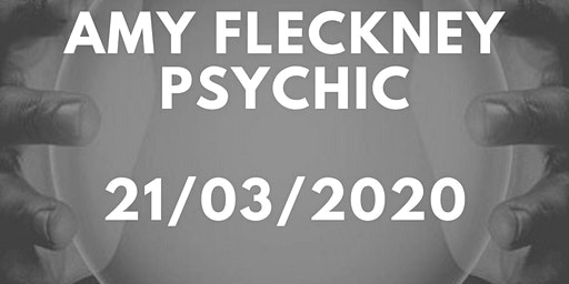 Psychic Night with Amy Fleckney