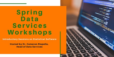 Spring 2020 Working with Data Workshop Series tickets