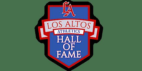 Los Altos Athletics Hall of Fame Ceremony tickets