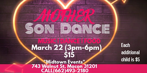 """""""Mother Son Dance"""""""