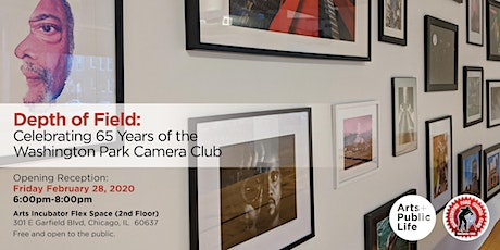 Depth of Field: 65 Years of the Washington Park Camera Club tickets