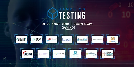 HANDS ON TESTING - MARZO 2020