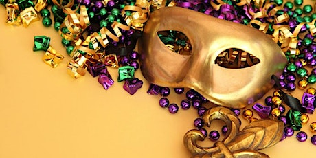 Mardi Gras Singles Party (Drink Specials, Free Beads & More!) tickets