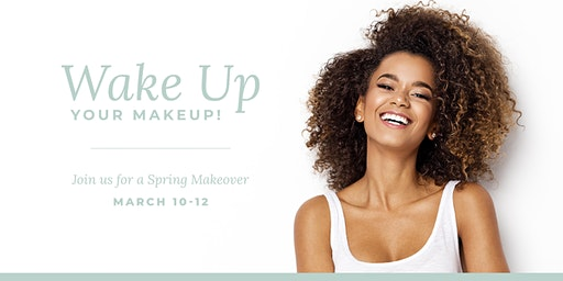 Wake Up Your Makeup - FAYETTEVILLE
