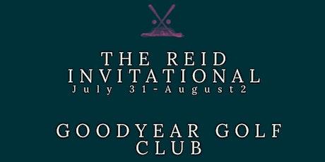 The Reid Invitational tickets