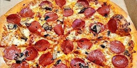 Parent/Child Series - Making Pizza tickets