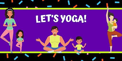 Family Yoga Meet & Greet