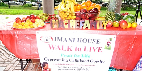 Walk to Live 2020 | Imani House tickets