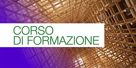 ANCONA - Edifici con struttura in legno. Comfort, progettazione integrata e gestione del cantiere biglietti