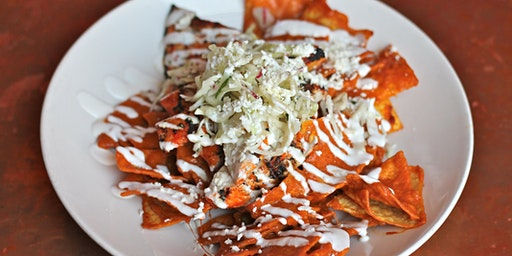 Sonora Grill Cooking Class: Chilaquiles, Tres Leches (Wednesday, April 8th)