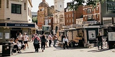 Progressing Planning: London - walkable city? tickets