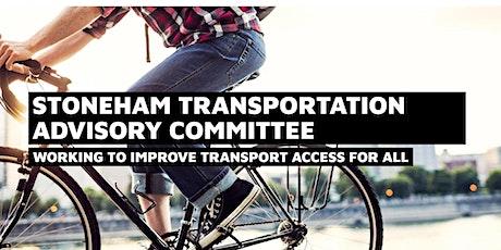 The Stoneham Transportation Advisory Committee tickets