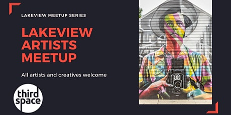 Lakeview Artist Meetup tickets