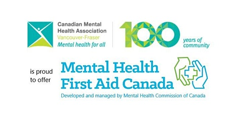 Mental Health First Aid - Adults who Interact with Youth (Vancouver) tickets