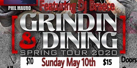 The Grindin And Dining Tour Spokane Wa tickets