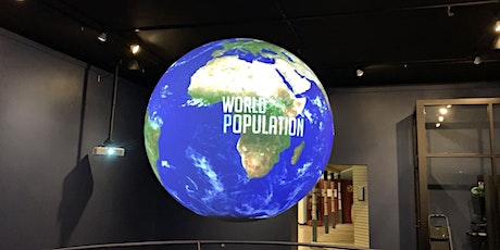 Science on a Sphere at the MSU Museum - The People-Planet-Progress Predicament tickets