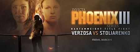 Invicta Phoenix Series 3