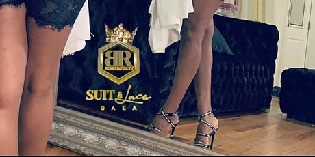 """""""Born Royalty"""" Suit & Lace Edition tickets"""