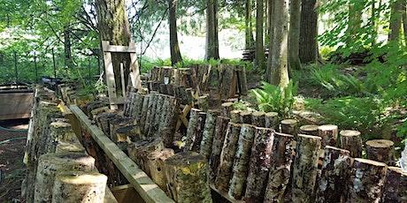 Log-Grown Mushroom Workshop tickets
