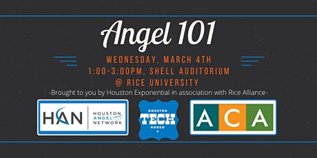 Angel  101 at the Houston Tech Rodeo! tickets