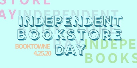 Independent Bookstore Day at BookTowne tickets