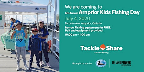 6th Annual Arnprior Kids Fishing Derby tickets
