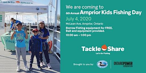 6th Annual Arnprior Kids Fishing Derby