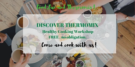 Discover Thermomix ® tickets