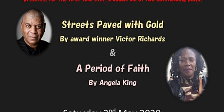 Streets Paved with Gold & A Period of Faith tickets