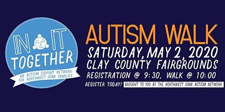 3rd Annual In It Together: An Autism Walk tickets