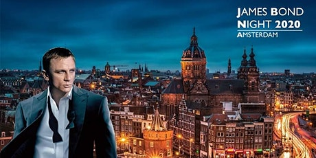 JAMES BOND NIGHT 2020 | Amsterdam tickets