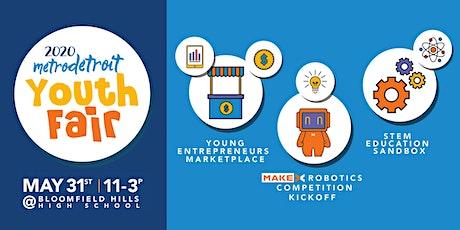 2020 Metro Detroit Youth Fair tickets