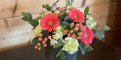 Flower Centerpiece Workshop tickets