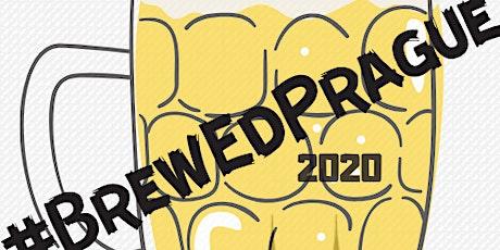 #BrewEdPrague tickets