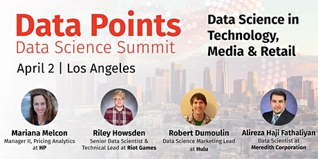 Data Points LA tickets