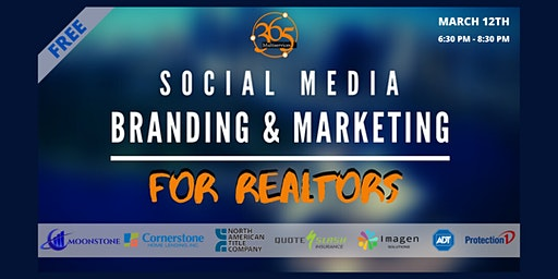 Social Media Branding & Marketing: For Realtors