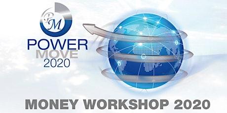 MONEY WORKSHOP 2020 - ROMA biglietti