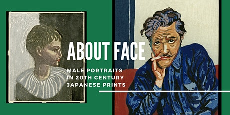 About Face: Male Portraits in 20th Century Japanese Prints  tickets